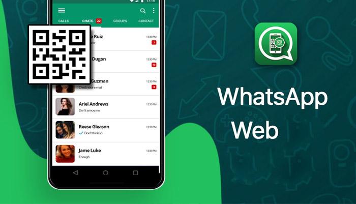 ورود به سایت واتساپ وب از طریق دسکتاپ Web Whatsapp Com