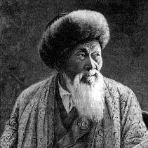 ژامبیل ژابایف شاعر بزرگ قزاق است