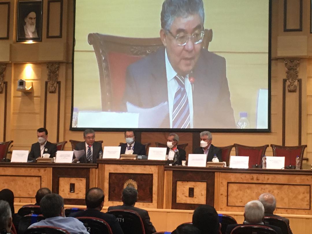 مجمع تجاری و اقتصادی قزاقستان و ایران برگزار شد
