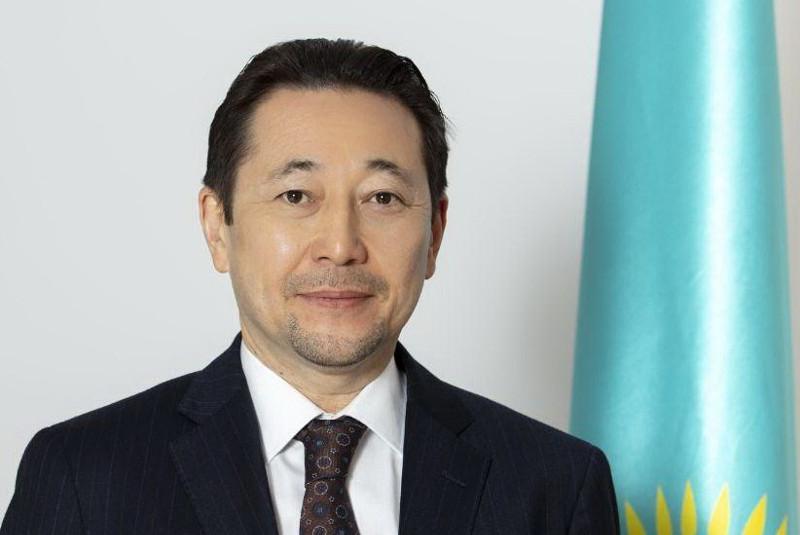 سفیر غیرت ساریبای مدیر اجرایی دبیرخانه کنفرانس تعامل و اعتماد سازی در آسیا